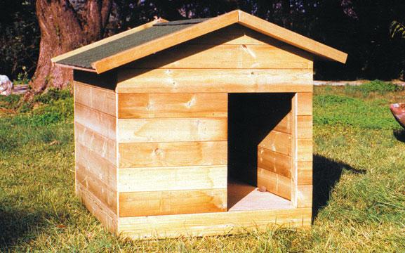 Cucce per cani accessori sunwood arredi per parchi e - Cuccia per cani da interno fai da te ...